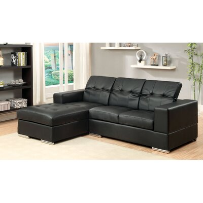 Katorie Reclining Sectional