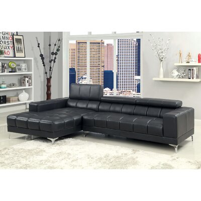 Derrikke Reclining Sectional