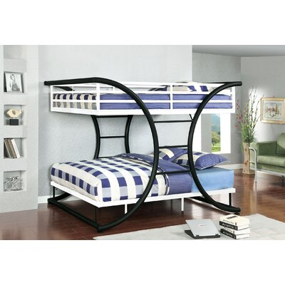 Cervia Full over Full Bunk Bed