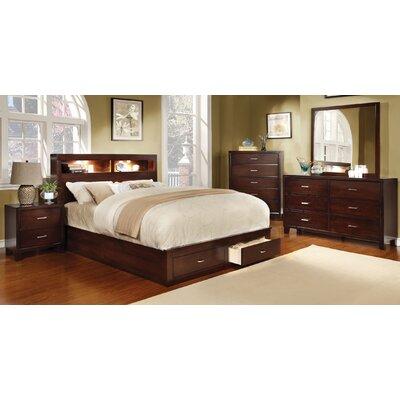 Vivaldo Panel Bed