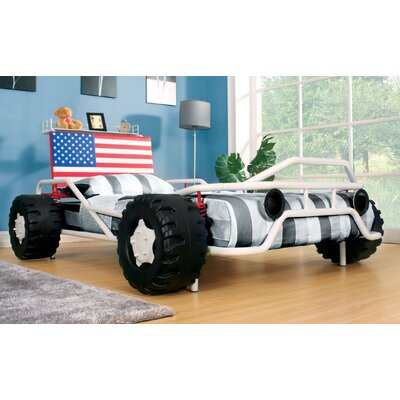 American Pride Race Twin Car Bed