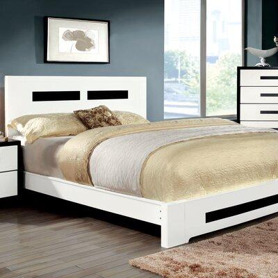 Hokku Designs Verzaci Platform Bed - Size: California King