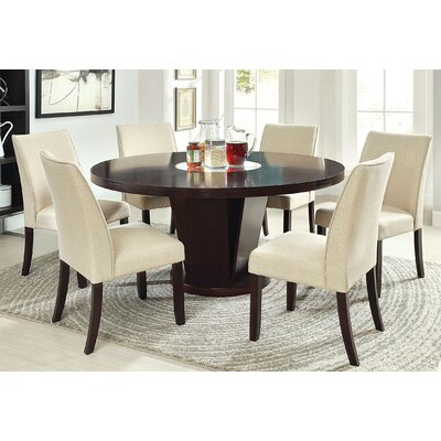 Ingaret 7 Piece Dining Set