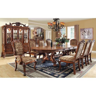 Evangeline 9 Piece Dining Set
