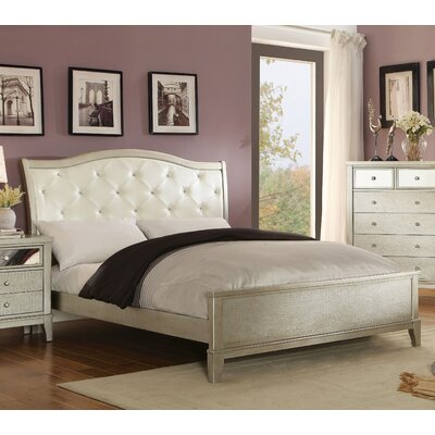 Clementina Upholstered Panel Headboard
