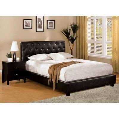 Delano Upholstered Platform Bed