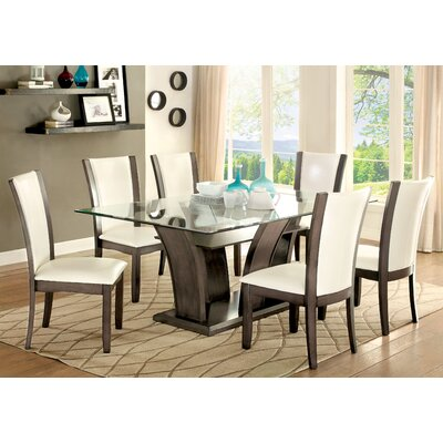 Leets 7 Piece Dining Set