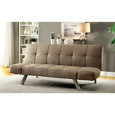 Brayden Studio BRSD9802 29858014 Dockins Tufted Futon Convertible Sofa
