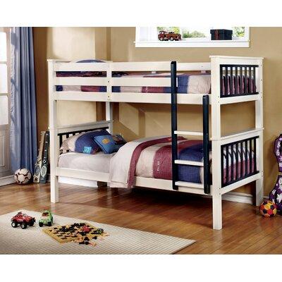 Gaffney Twin Bunk Bed