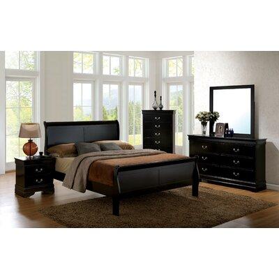 Alvarez Sleigh Bed