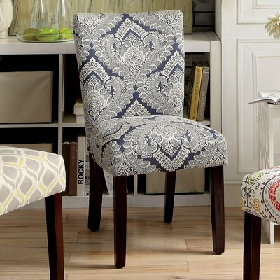Quaoar Printed Side Chair