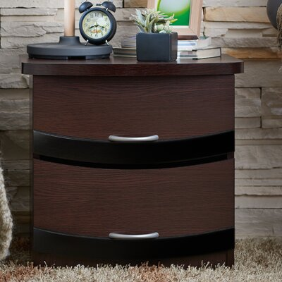 Duluth 2 Drawer Nightstand