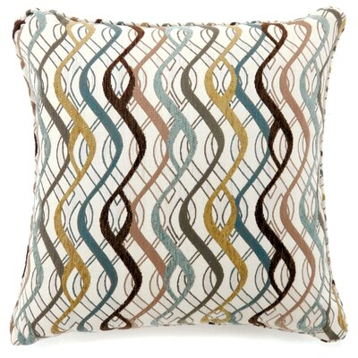 Spartanburg Print Throw Pillow Size: Large