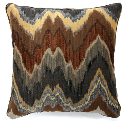 Indian Rocks Art Print Throw Pillow Size: Small