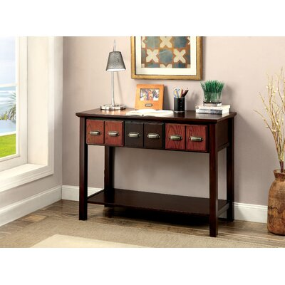 Hazel 3 Drawer Console Table