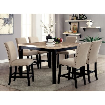 Hazel 7 Piece Dining Set