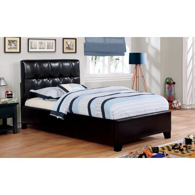 Alta Upholstered Panel Bed