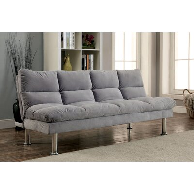 Saratoga Sleeper Sofa Upholstery: Gray