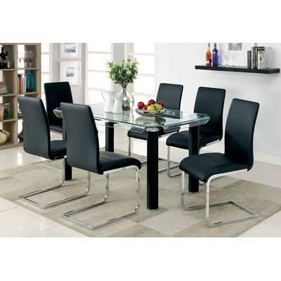 Arlinda 7 Piece Dining Set