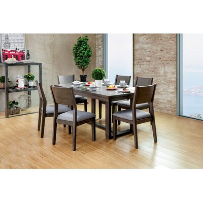 Andy 7 Piece Dining Set