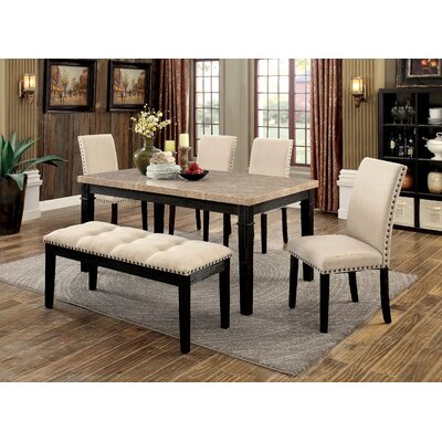 Hazel 6 Piece Dining Set