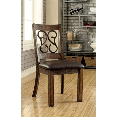 Barrview Traditional Side Chair