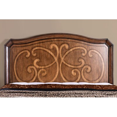 Barrington Transitional Panel Headboard Size: Eastern King