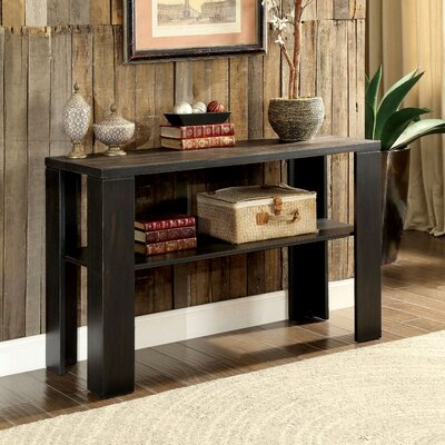 Kristle Transitional Console Table