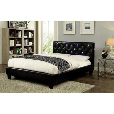 Terrie Upholstered Platform Bed