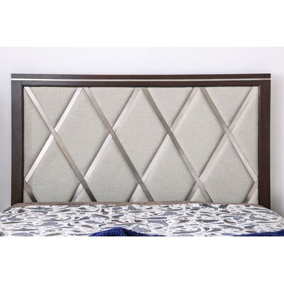 Lonny Contemporary Panel Headboard Size: Eastern King