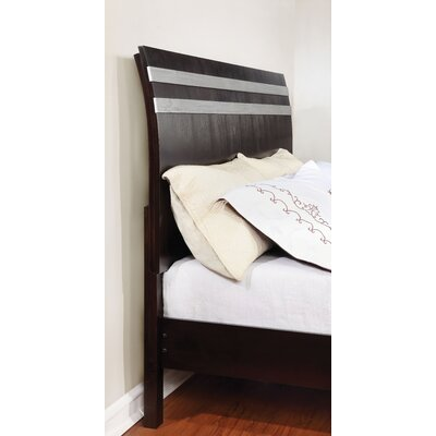 Caywood Contemporary Sleigh Headboard Size: California King