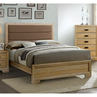 Campbell Upholstered Platform Bed