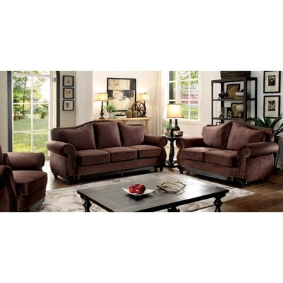 Barron Transitional Living Room Collection