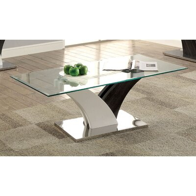Jamel Contemporary Coffee Table