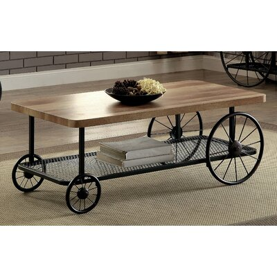 Springport Industrial Coffee Table