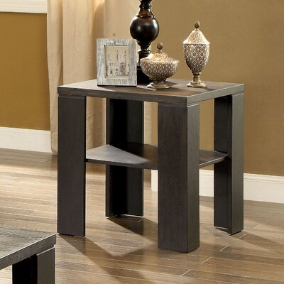 Kristle Transitional End Table