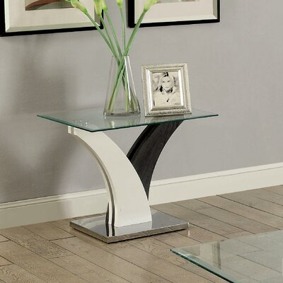 Jamel Contemporary End Table