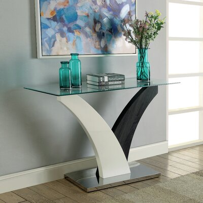 Jamel Contemporary Console Table