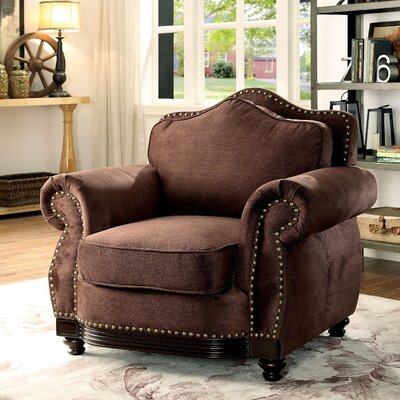 Barron Transitional Armchair