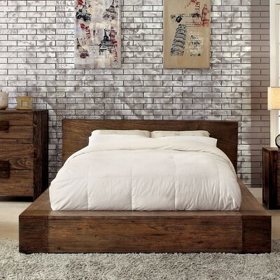 Morgana Platform Bed