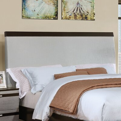 Dowd Contemporary Panel Headboard Size: California King