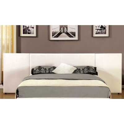 Riverside Drive Contemporary Upholstered Panel Headboard