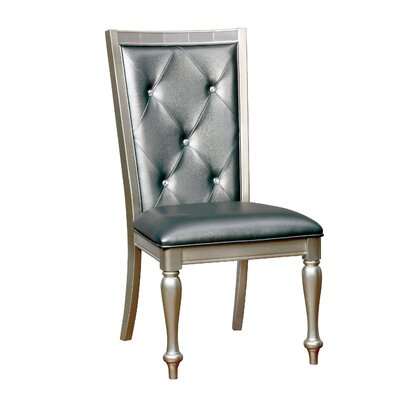 Fernan Contemporary Side Chair