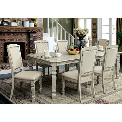 Tandor 7 Piece Dining Set