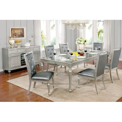 Fernan 7 Piece Dining Set