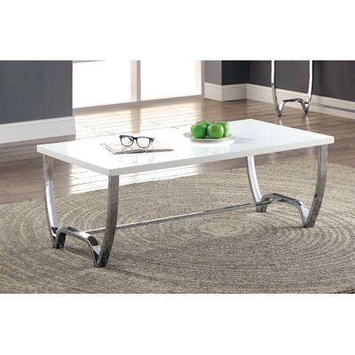Aguayo Contemporary Coffee Table