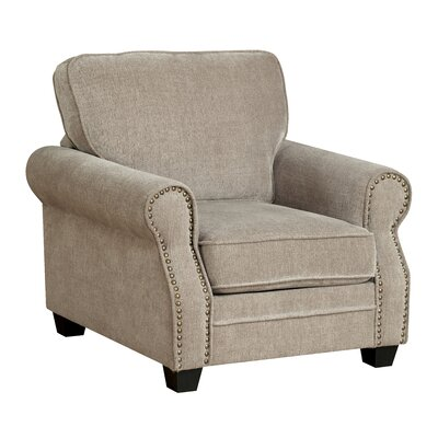 Alcalde Transitional Armchair