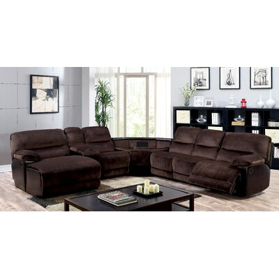 Breanne Reclining Sectional