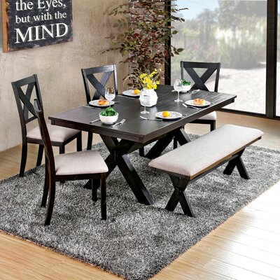 Manitou Transitional Dining Table