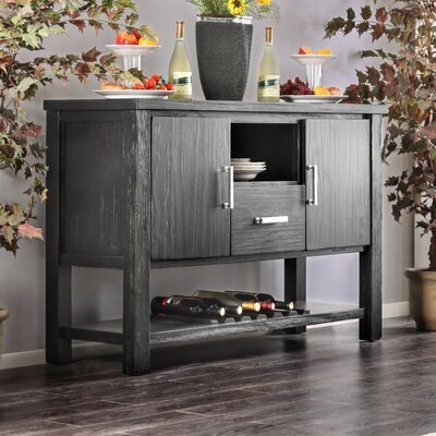 Aiden Transitional Buffet Table